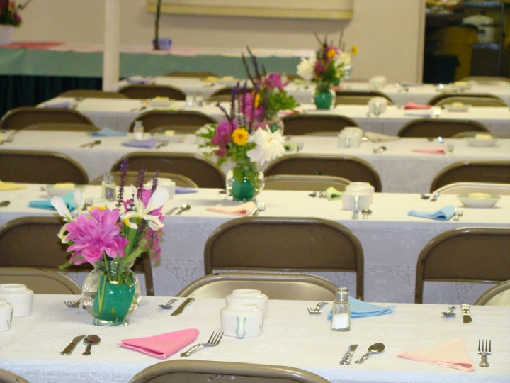 RSVP Today for our Banquet Hall
